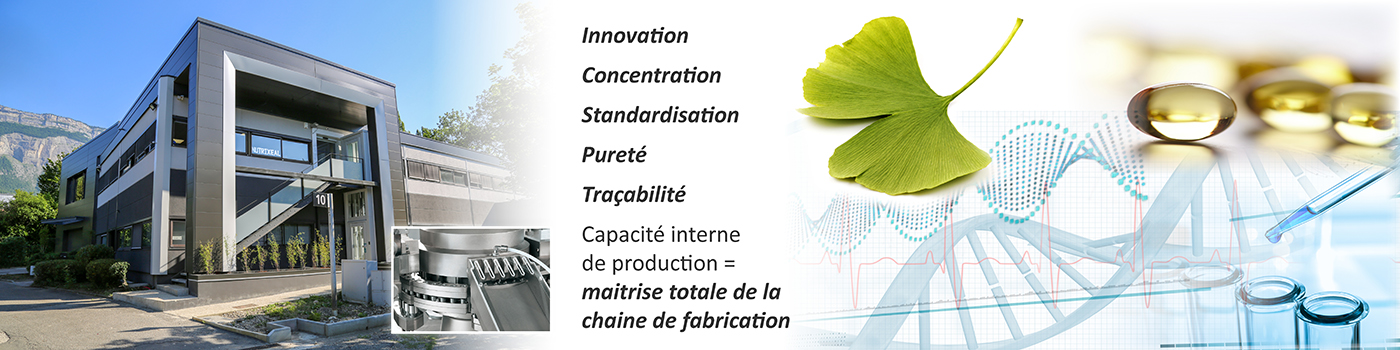 Laboratoire Nutrixeal : Concentration, Pureté, Efficacité